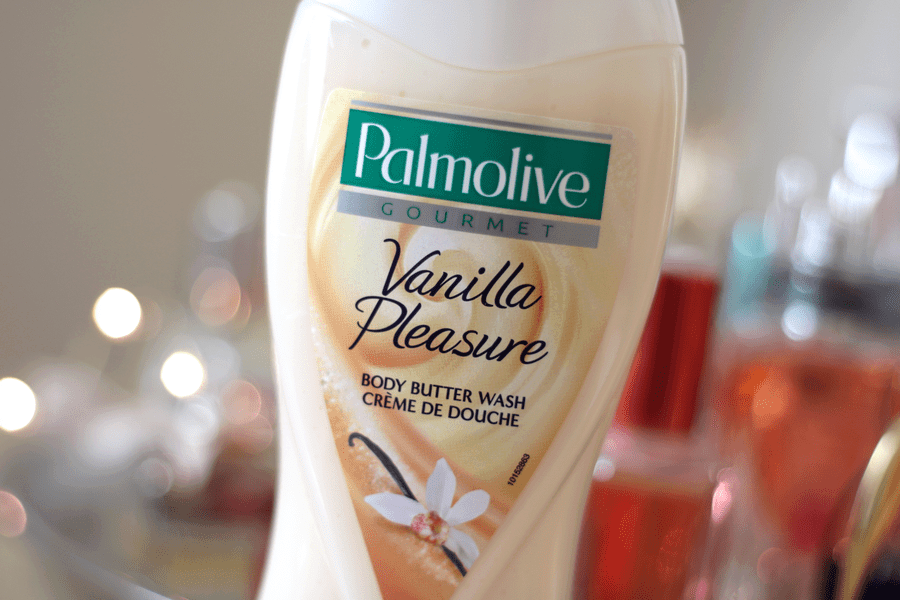 Palmolive Vanilla Pleasure Showergel