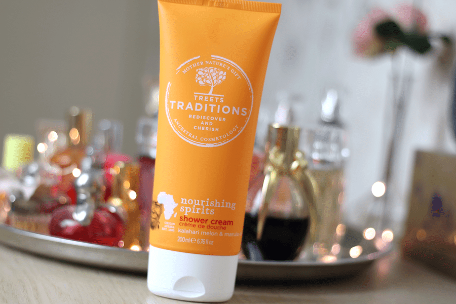 Treets Traditions Shower Cream