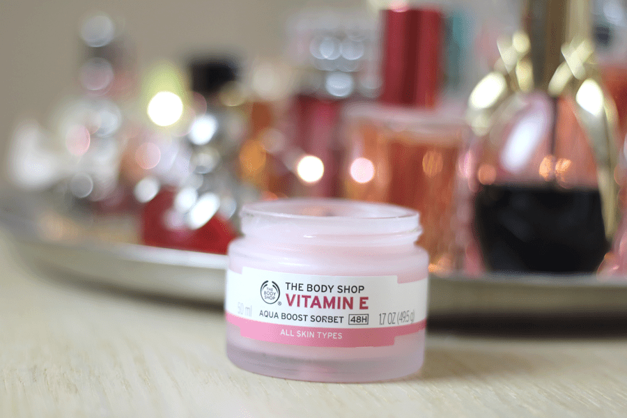 The Body Shop Vitamine E Auqua Boost Sorbet