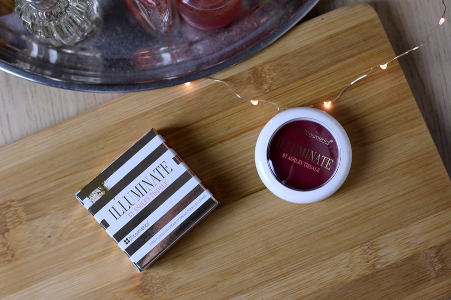 BH Cosmetics x Ashely Tisdale Cream Blush
