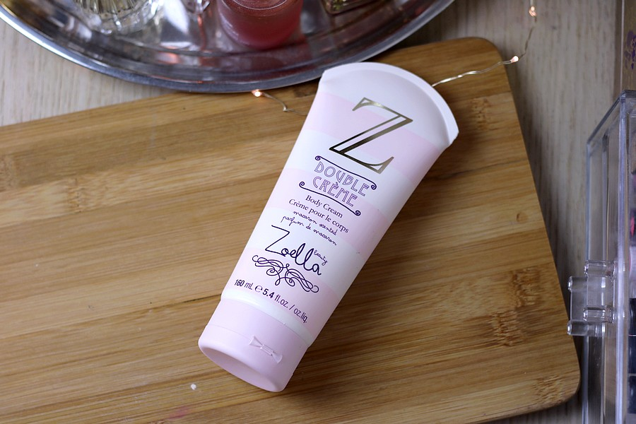 Zoella Beauty Double Crème Body Cream From The Sweet Inspirations Collection!