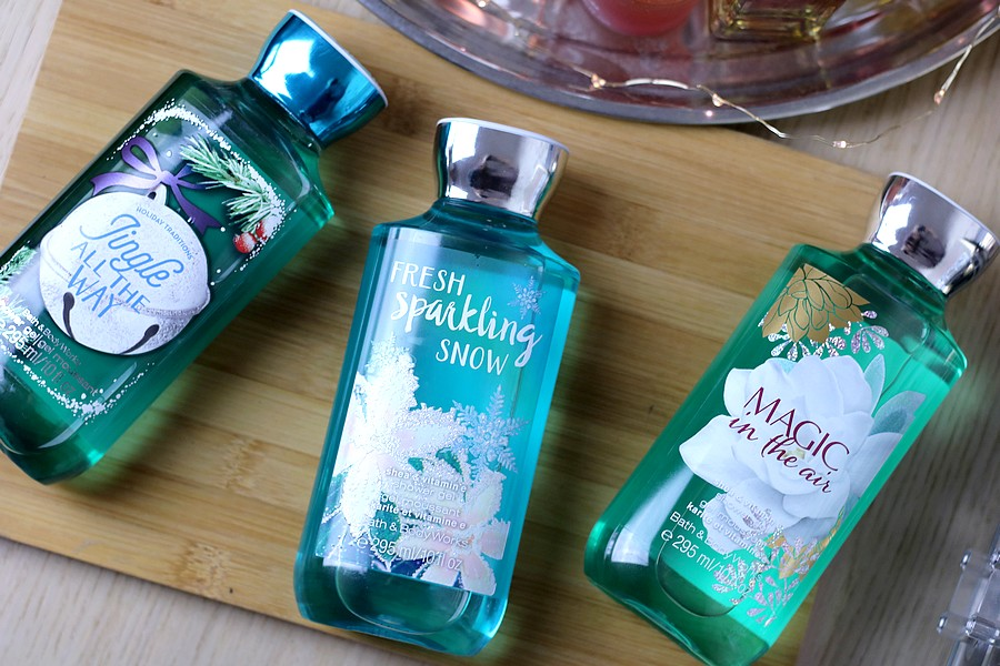 The Amazingly Gorgeous Bath & Body Works Shower Gels