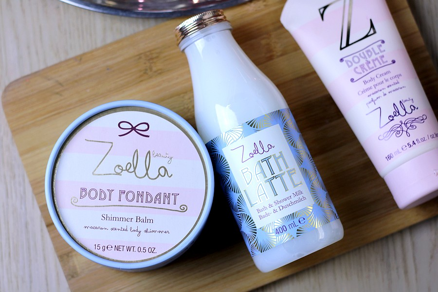 Zoella Sweet Inspirations Bath Latte Shower Milk