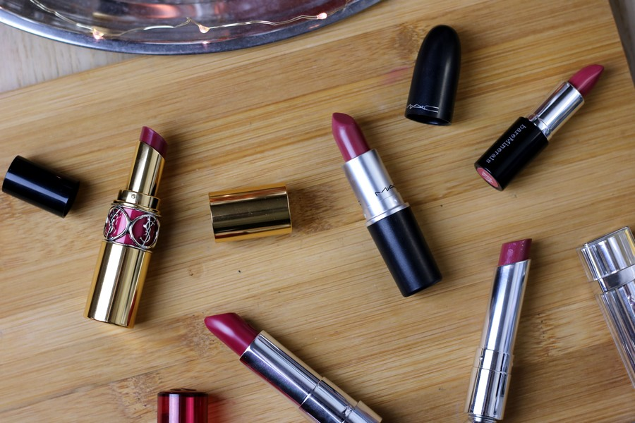 My Favourite Lipsticks For Autumn: Berry All The Way!