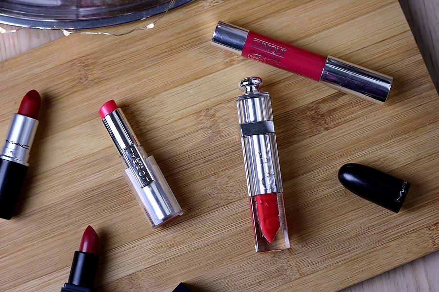 The Red Lip Classic: Favourite Red Lip Colours For The Holiday Season
