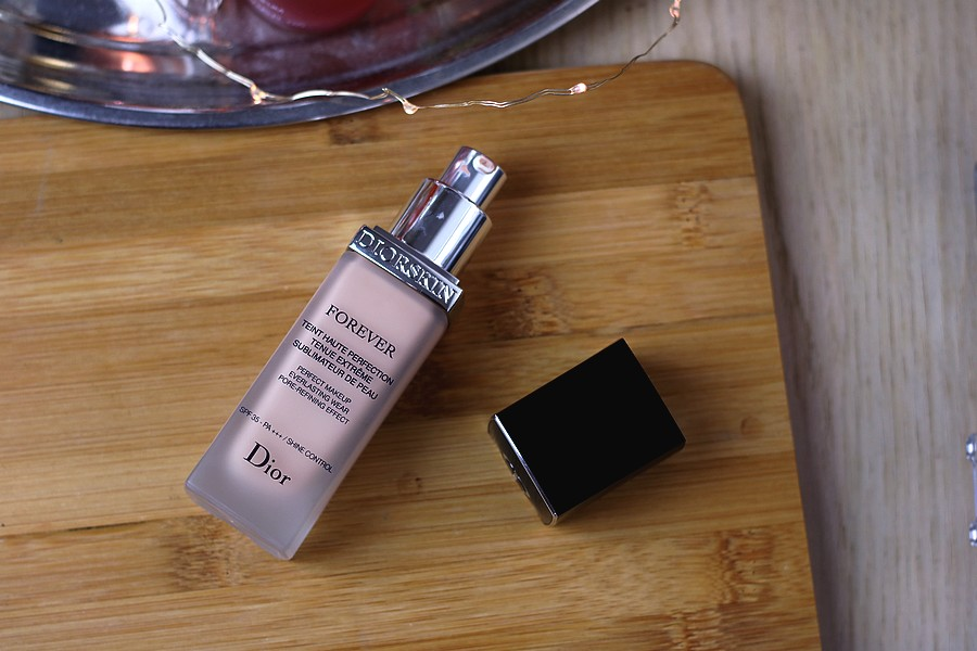 Re-Review: Diorskin Forever Foundation