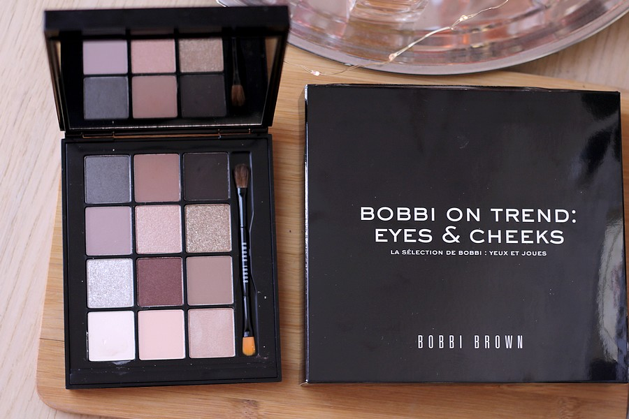 Bobbi Brown On Trend Eyes & Cheek Palette