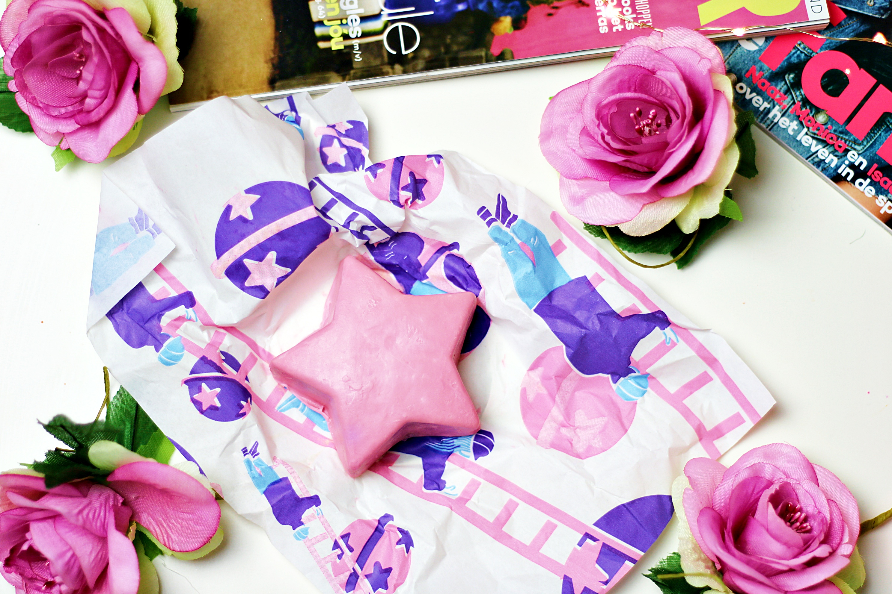 And Old-School Favourite: Lush Rock Star Soap