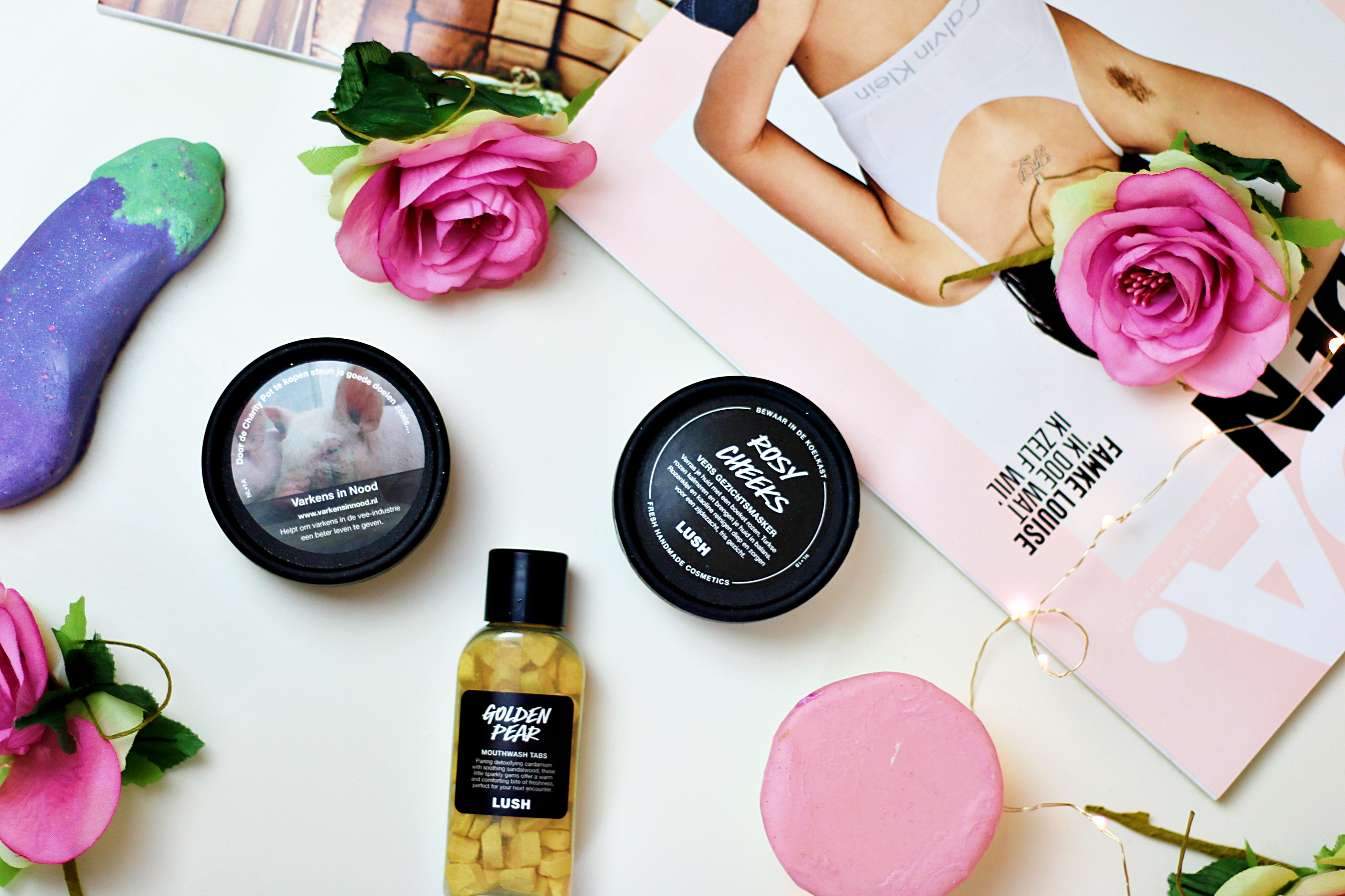 My Five Favourite Lush Products At The Moment