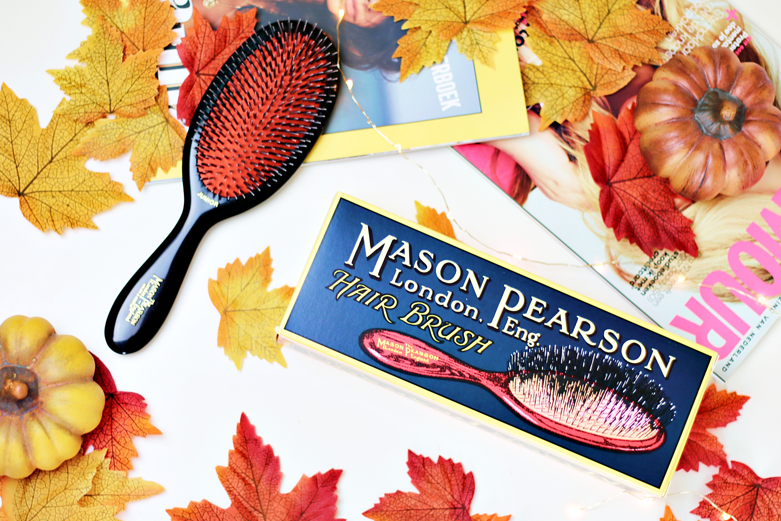 Mason Pearson BN2 Junior Hair Brush