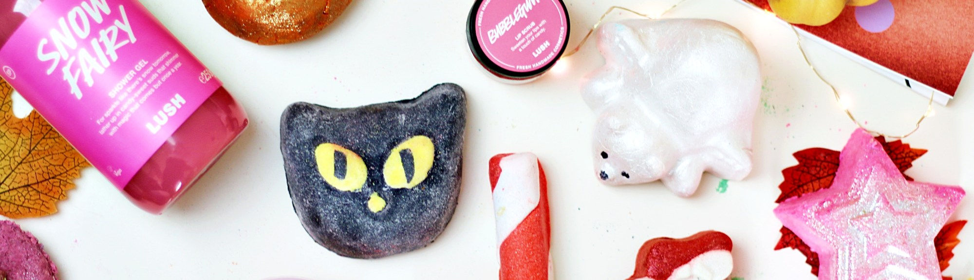 My Insane Lush Christmas & Halloween 2019 Haul