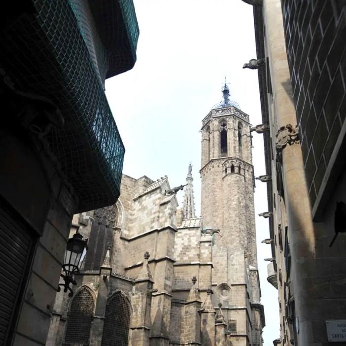 sehenswuerdigkeiten-barcelona-katalonien-reisetipps-spanien--buchtipp-staedtetrip-barcelona-Kathedrale-Barcelona