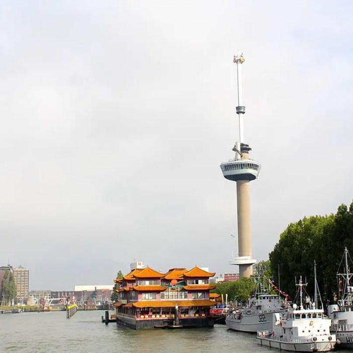 Was muss man in Rotterdam gesehen haben
