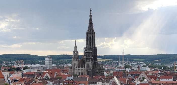 Das Ulmer Münster – <br />die höchste Kirche der Welt