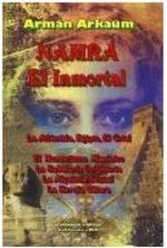 Portada de Namrá El Inmortal
