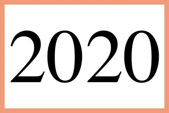 ナンバー 2020 エンジェル