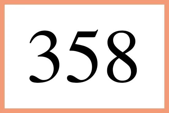あなたにはふと数字に意識が向いたり、繰り返し同じ数字が目に飛び込んできた経験はありますか?