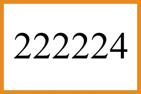 222224