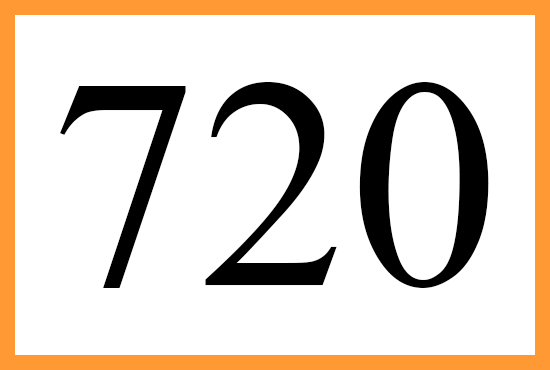 angelnumber720