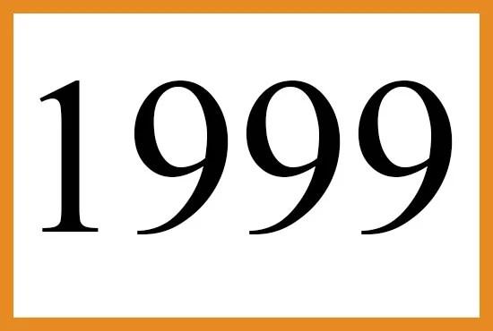エンジェルナンバー1999の意味について