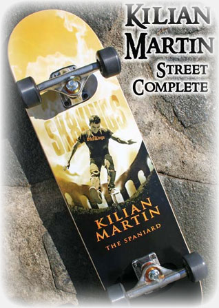 Killian Martin une nouvelle légende du Skate ?