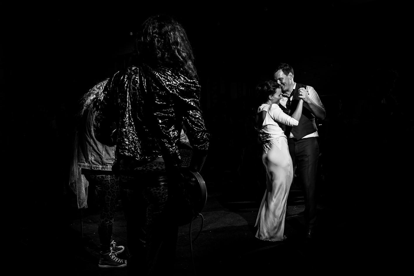nico van moorhem huwelijksfotograaf openingsdans
