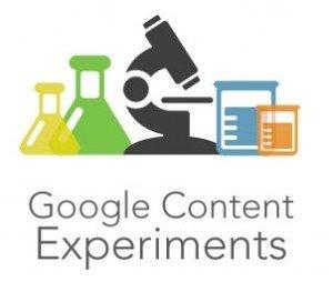 A/B testing van Google Analytics helpt je de best presterende webpagina te vinden
