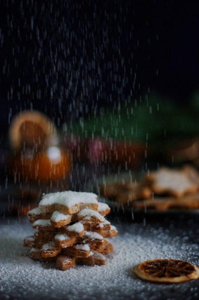 Pierniki bezglutenowe i wegańskie z nutą pomarańczy