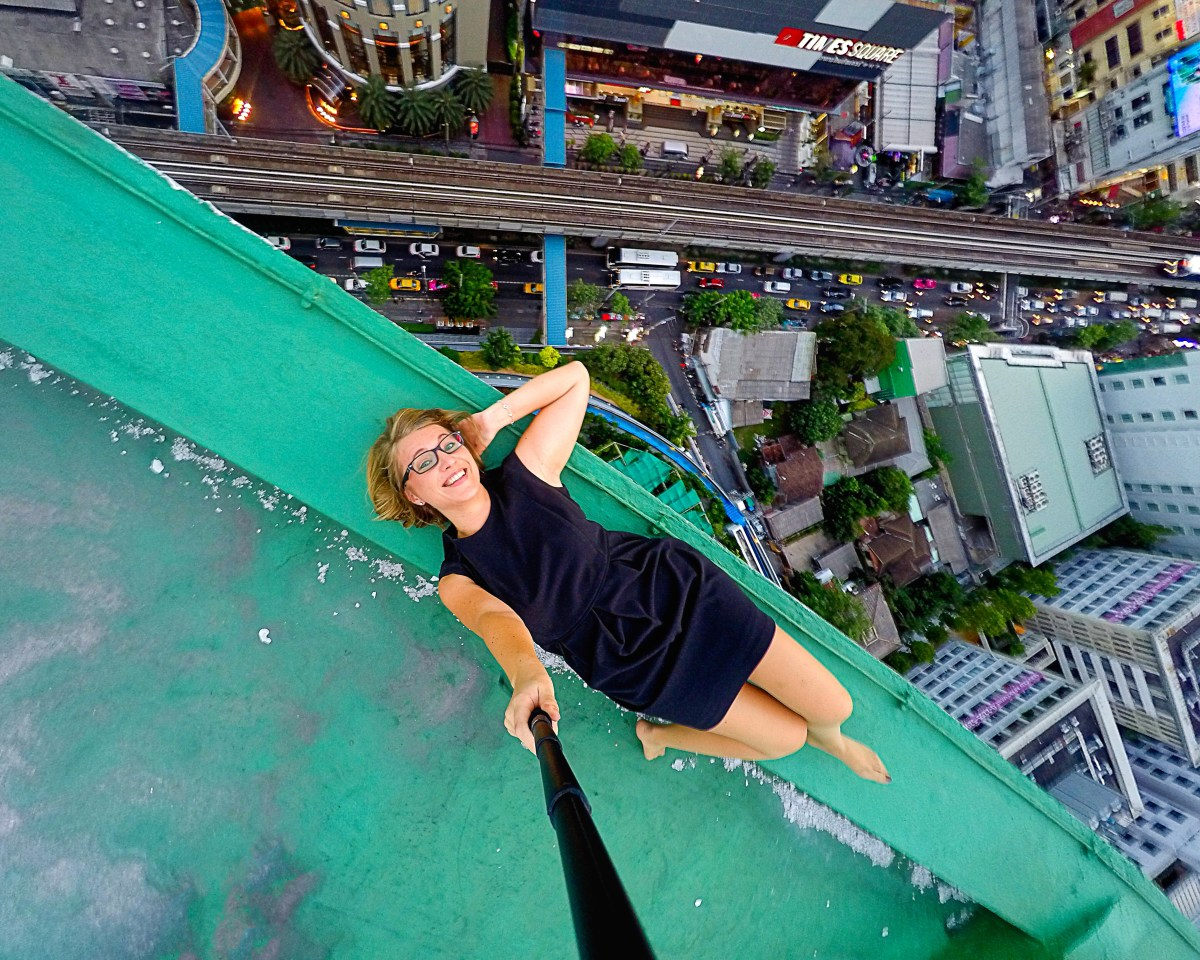 How to get over your fear of heights