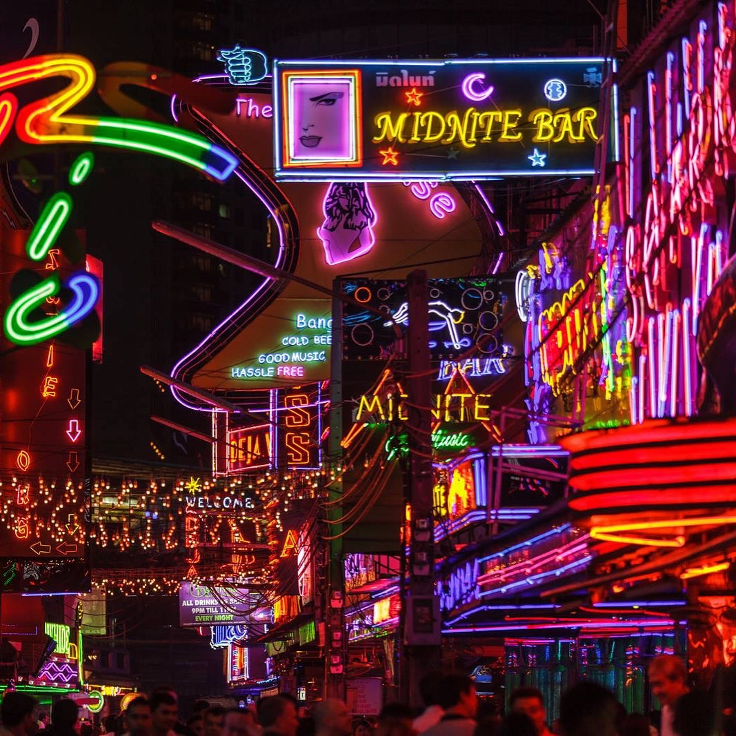 Bangkok – A Single Man's Paradise