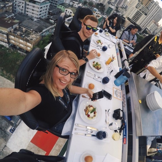 7 Things You Need To Know Before Booking Dinner In The Sky Bangkok