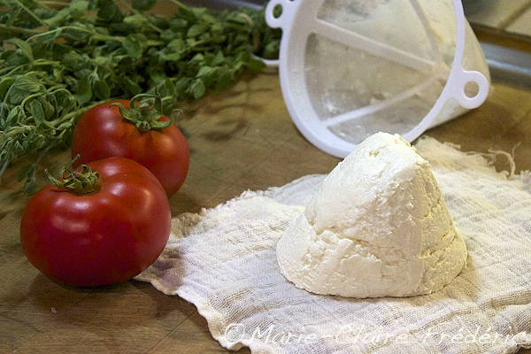 Comment faire de la ricotta