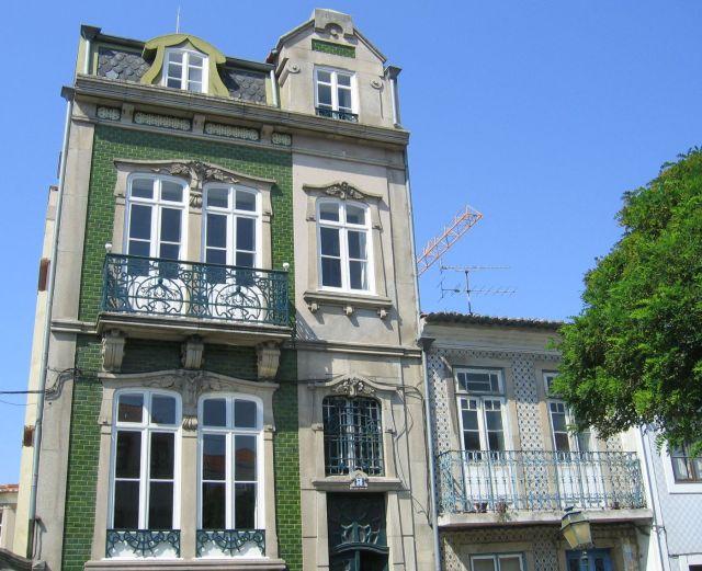 Häuser Azulejos