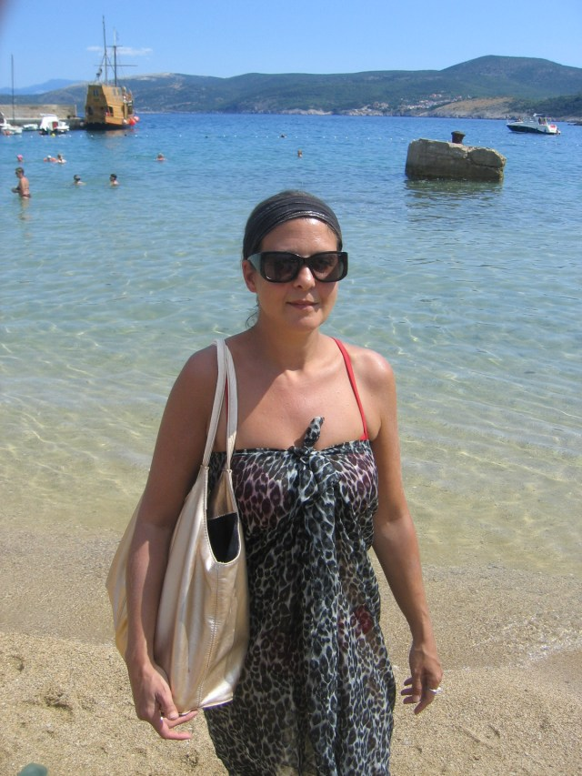 Am Strand Hl. Marak