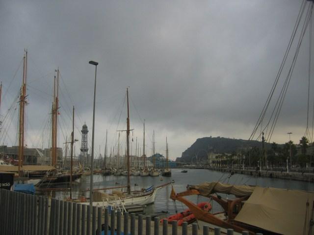 Hafen Barcelona 2014