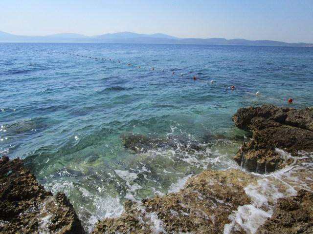 Strand bei Teos