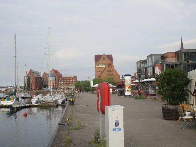 Stadthafen Rostock