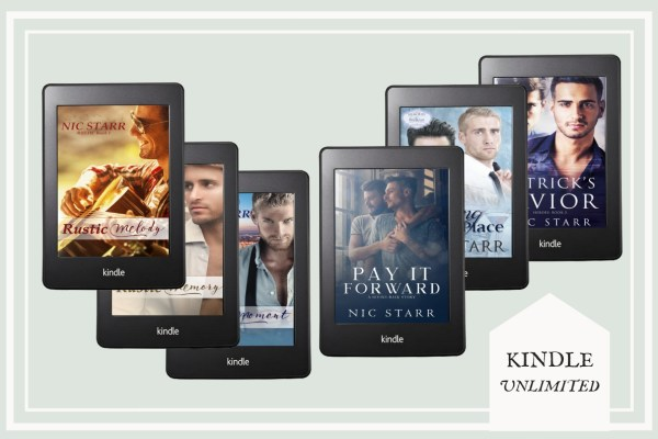 Nic Starr books on Kindle Unlimited