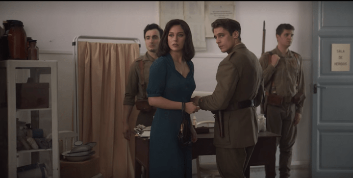 Las Chicas Del Cable Season 5 Part 1, Cable Girls, Netflix, Lidia, Carlos Cifuentes
