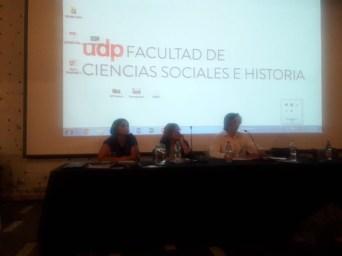 Profesores de NIDAS en Congreso KCE, Daniela Escalona-Marilu Trautmann y Raul Gonzalez