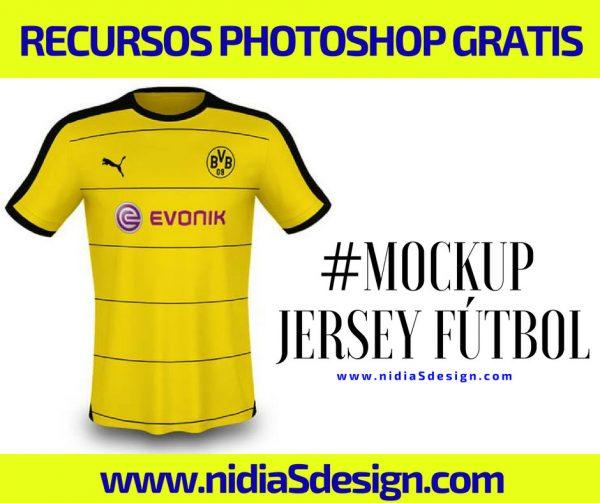 Download ->PSD GRATIS: #MOCKUP Jersey o Casaca Equipo y Selección ...