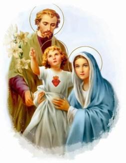 A Gesù per Maria: Preghiera di papa Francesco alla Santa Famiglia