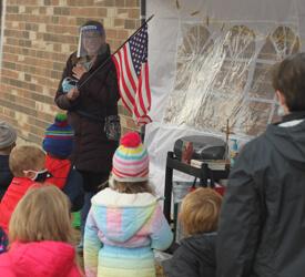 Preschool Outdoors at Trinity, Burr Ridge