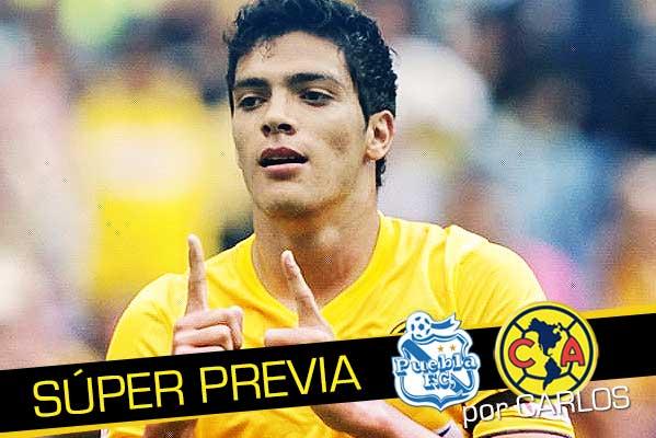 Puebla Club América