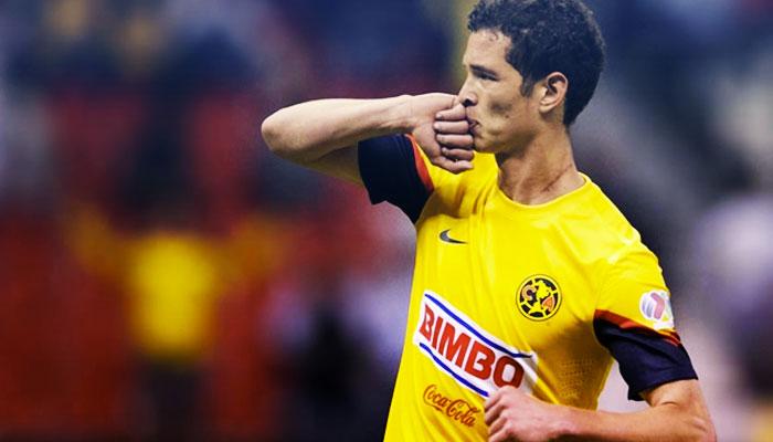 Martín Zúñiga del Club América