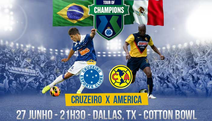 America vs Cruzeiro