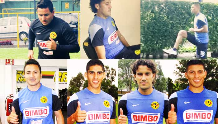 Refuerzos del CLub America