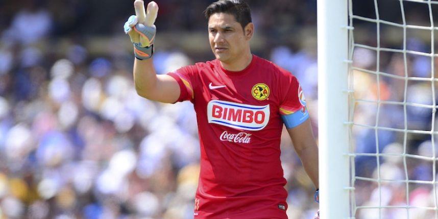 Club América Moisés Muñoz