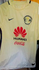 Rumor Jersey Club América Centenario 2016