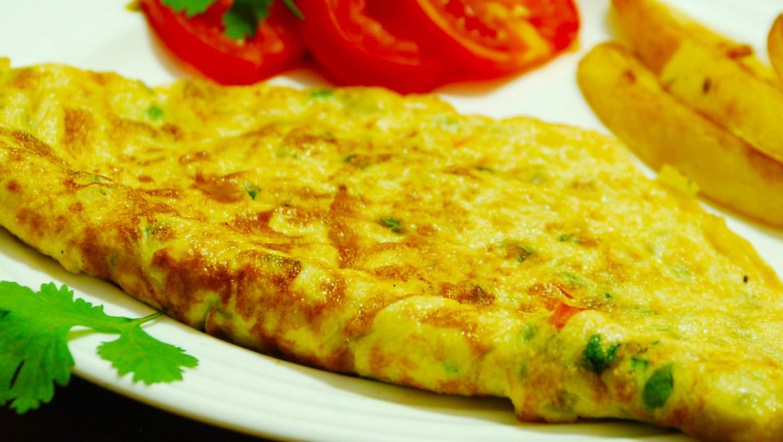 1 omlette